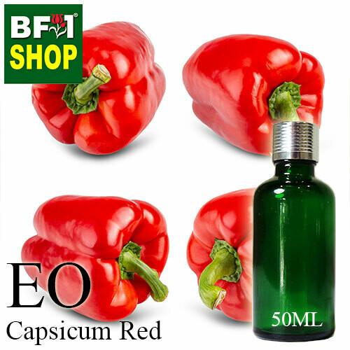 Essential Oil - Capsicum Red - 50ml