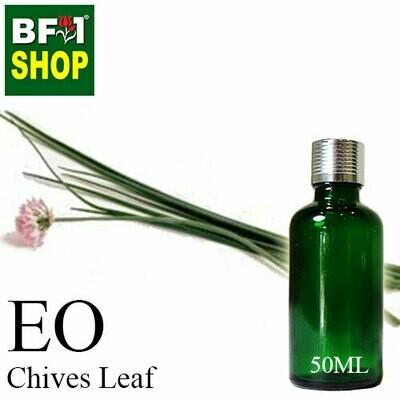 Essential Oil - Chive Leaf ( Allium schoenoprasum L ) - 50ml