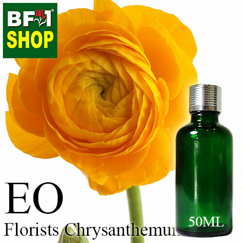Essential Oil - Chrysanthemum - Florists Chrysanthemum - 50ml