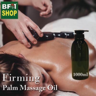 Palm Massage Oil - Firming - 1000ml