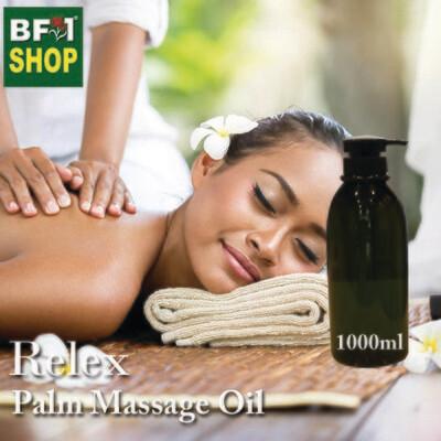 Palm Massage Oil - Relex - 1000ml