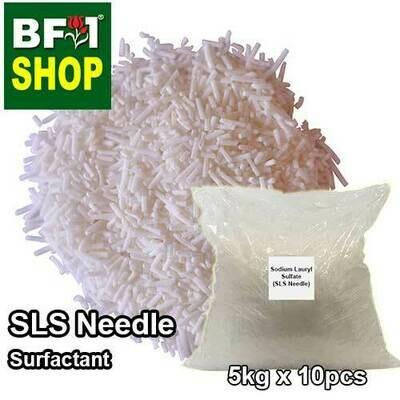 Surfactants - Sodium Lauryl Sulfate ( SLS Needle ) - 50KG