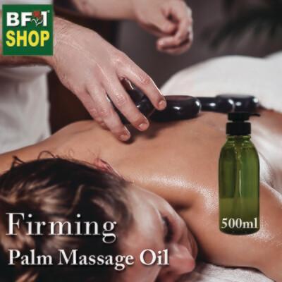 Palm Massage Oil - Firming - 500ml