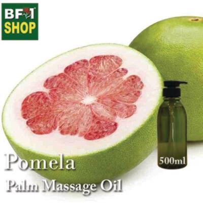 Palm Massage Oil - Pomelo - 500ml