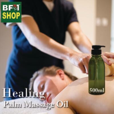 Palm Massage Oil - Healing - 500ml