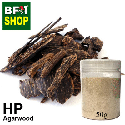 Herbal Powder - Agarwood Herbal Powder -50g