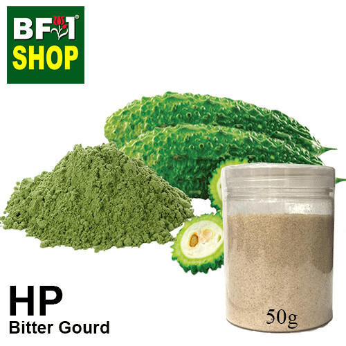 Herbal Powder - Bitter Gourd Herbal Powder - 50g