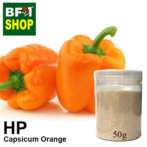 Herbal Powder - Capsicum Orange Herbal Powder - 50g