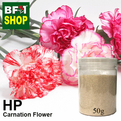 Herbal Powder - Carnation Flower Herbal Powder - 50g