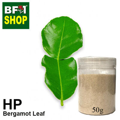 Herbal Powder - Bergamot Leaf Herbal Powder - 50g