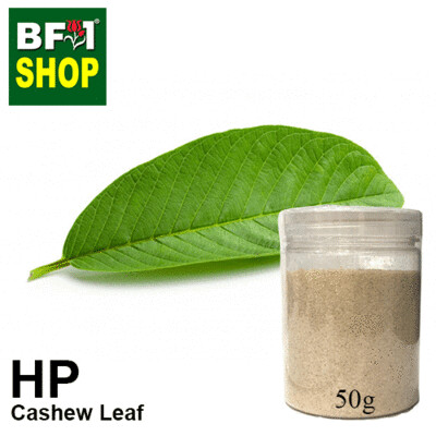 Herbal Powder - Cashew Leaf ( Anacardium Occidentale ) Herbal Powder - 50g