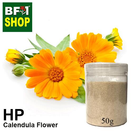 Herbal Powder - Calendula Flower Herbal Powder - 50g