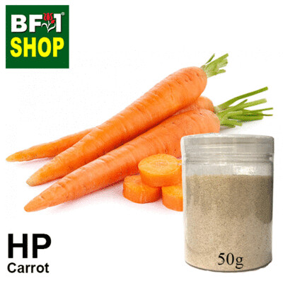 Herbal Powder - Carrot Herbal Powder - 50g