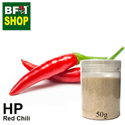 Herbal Powder - Chili - Red Chili Herbal Powder - 50g