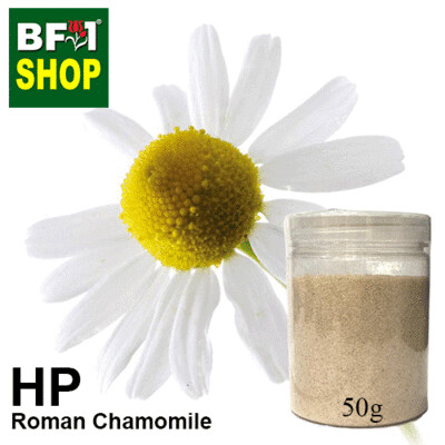 Herbal Powder - Chamomile - Roman Chamomile Herbal Powder - 50g