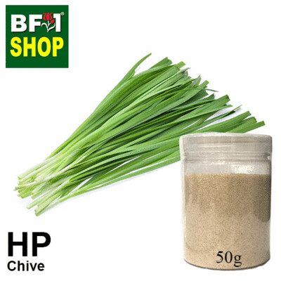 Herbal Powder - Chive ( Allium schoenoprasum L ) Herbal Powder - 50g