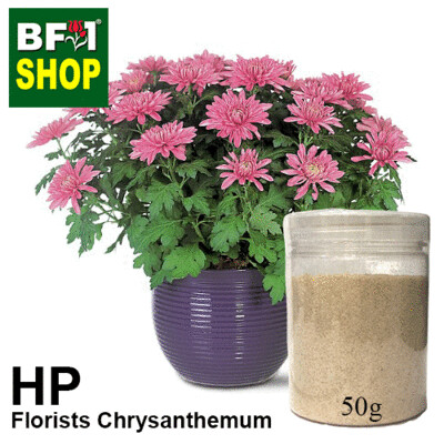 Herbal Powder - Chrysanthemum - Florists Chrysanthemum Herbal Powder - 50g