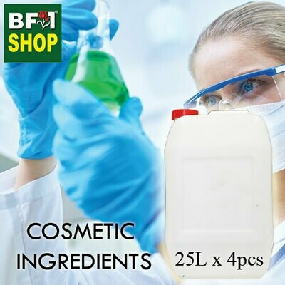 Perfume Ingredients - Body Mist Solution ( Water Base ) - 100L