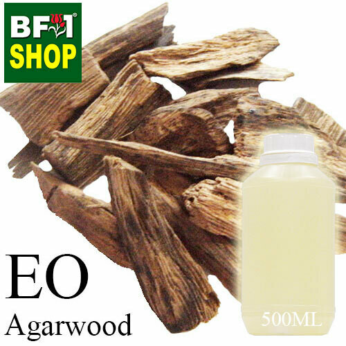 Essential Oil - Agarwood - 500ml