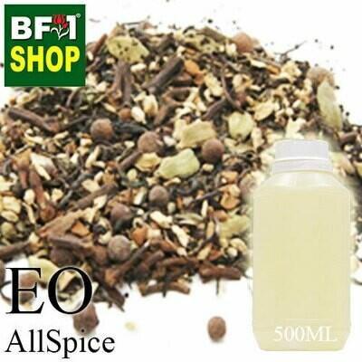 Essential Oil - Allspice - 500ml
