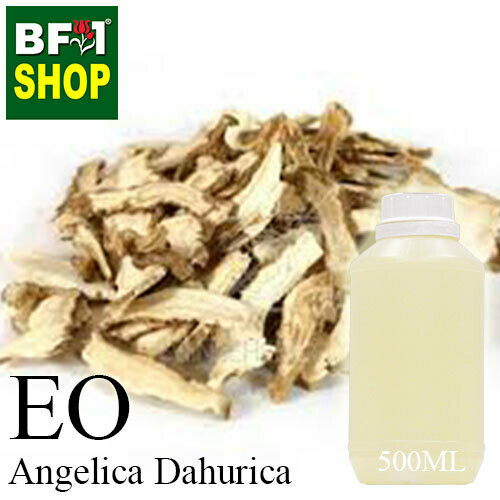 Essential Oil - Angelica Dahurica - 500ml
