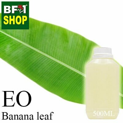 Essential Oil - Banana Leaf - 500ml