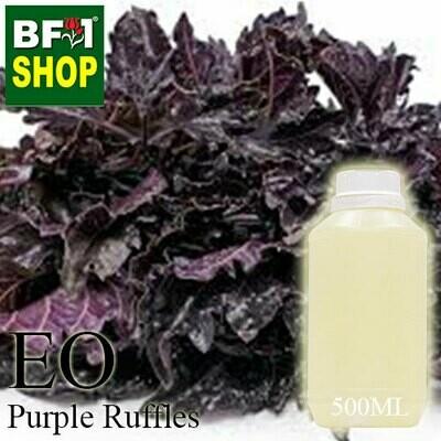 Essential Oil - Basil - Purple Ruffles Basil - 500ml