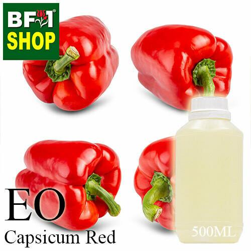 Essential Oil - Capsicum Red - 500ml