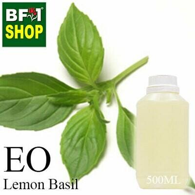Essential Oil - Basil - Lemon Basil ( Citriodorum Basil ) - 500ml