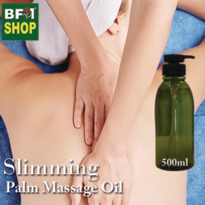 Palm Massage Oil - Slimming - 500ml