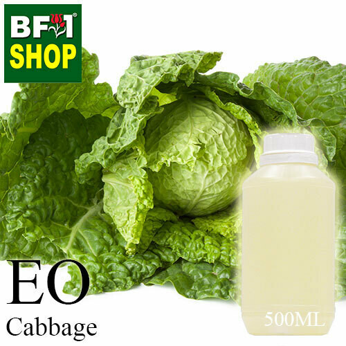 Essential Oil - Cabbage - 500ml