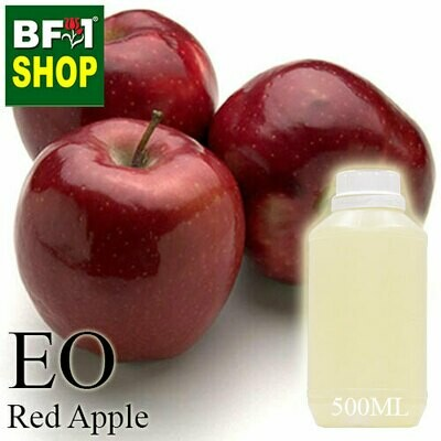 Essential Oil - Apple - Red Apple - 500ml