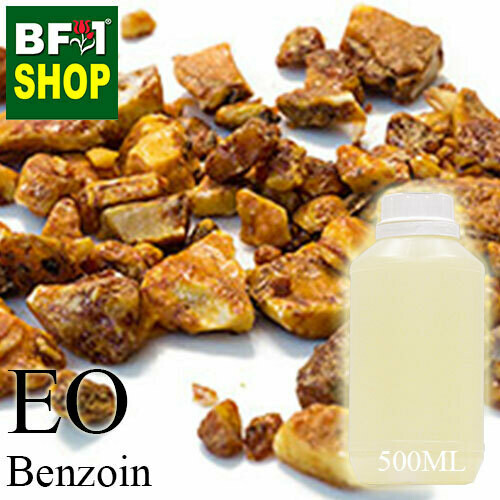 Essential Oil - Benzoin - 500ml