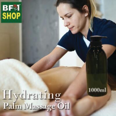 Palm Massage Oil - Hydrating - 1000ml