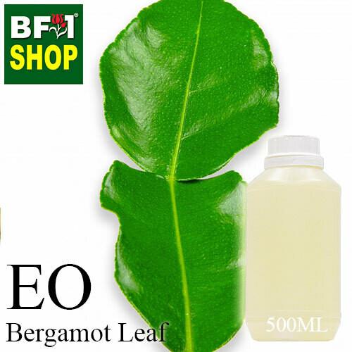 Essential Oil - Bergamot Leaf - 500ml