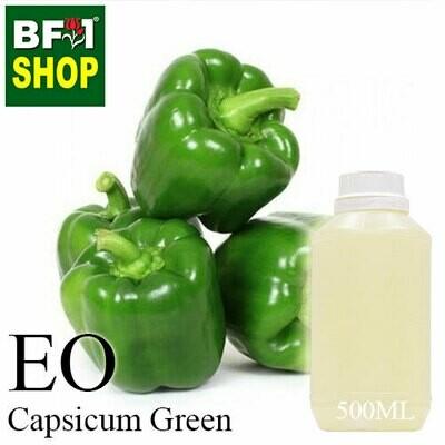 Essential Oil - Capsicum Green - 500ml