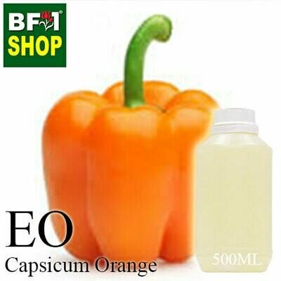 Essential Oil - Capsicum Orange - 500ml