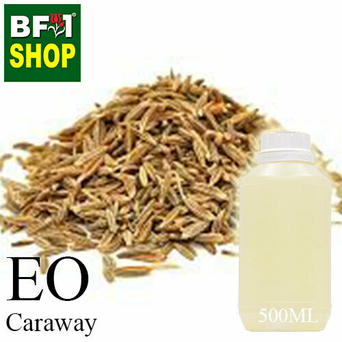 Essential Oil - Caraway - 500ml
