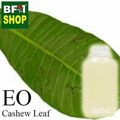 Essential Oil - Cashew Leaf ( Anacardium Occidentale ) - 500ml