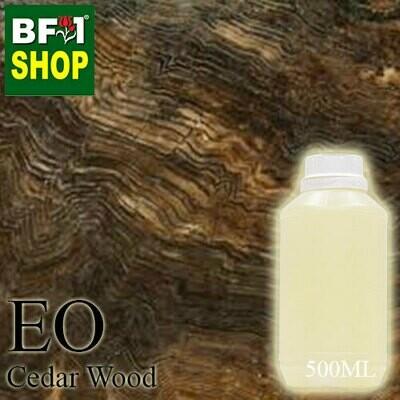 Essential Oil - Cedar Wood - 500ml