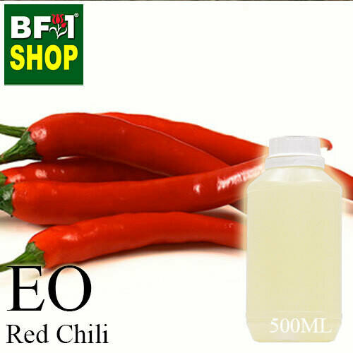 Essential Oil - Chili - Red Chili - 500ml
