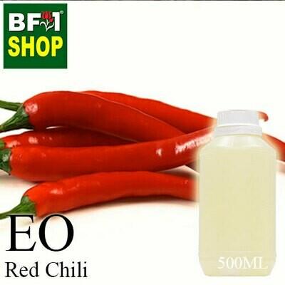 Essential Oil - Chili - Red Chili - 500ml