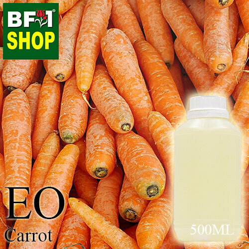 Essential Oil - Carrot - 500ml