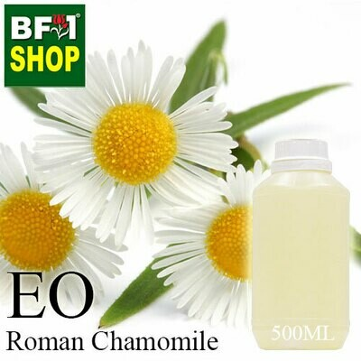 Essential Oil - Chamomile - Roman Chamomile - 500ml