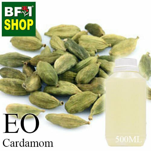 Essential Oil - Cardamom- 500ml