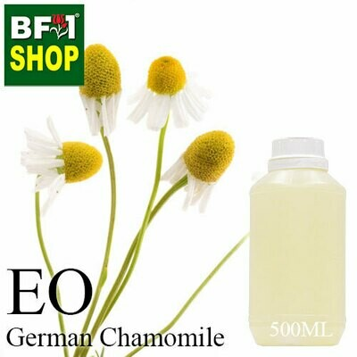 Essential Oil - Chamomile - German Chamomile - 500ml