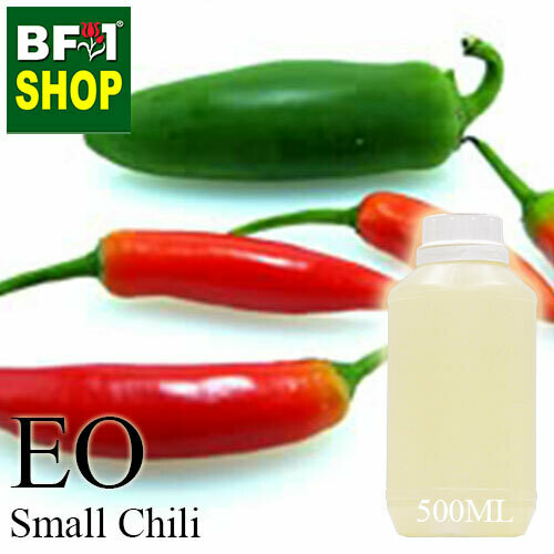 Essential Oil - Chili - Small Chili - 500ml