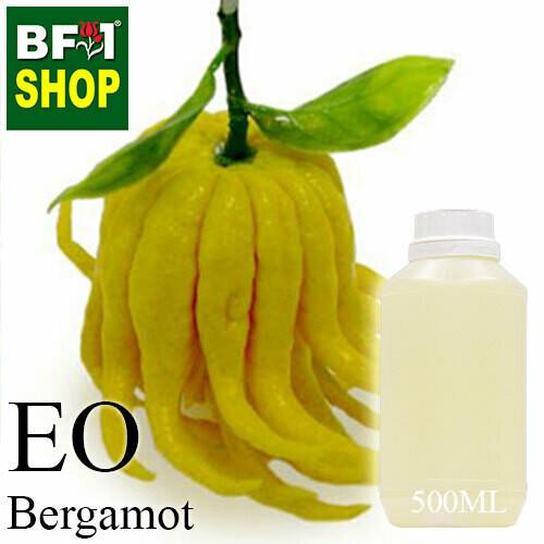 Essential Oil - Bergamot - 500ml