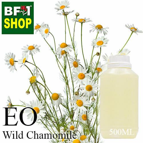 Essential Oil - Chamomile - Wild Chamomile - 500ml