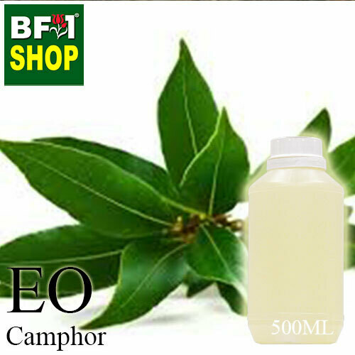 Essential Oil - Camphor - 500ml